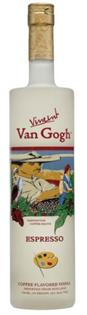 Vincent Van Gogh Vodka Espresso 750ml
